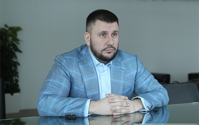 "Oleksandr Klymenko: ""Encashment systems cannot be defeated in one day"""