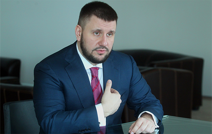 "Oleksandr Klymenko: ""Do I know about ""family""? Yes, I have watched ""The Godfather"" movie"""