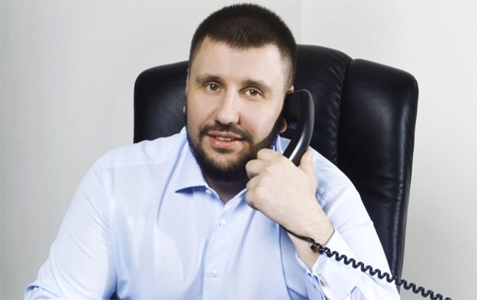 Klymenko in an interview with Radio Vesti