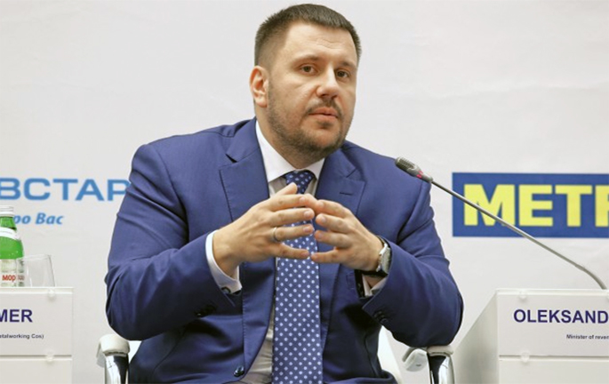 "Oleksandr Klymenko: ""We were planning to radically simplify the tax system before the end of this year"""