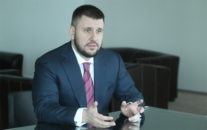 "Oleksandr Klymenko: ""VAT accounts – is the introduction of martial law in the country's economy"""