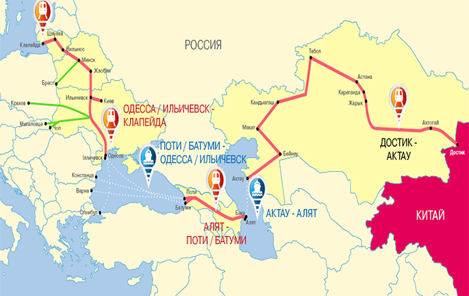 "Oleksandr Klymenko explained, why did the ""New Silk Road"" become a shame for the country"