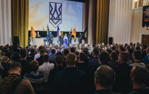 Klimenko said about Party National Corpus