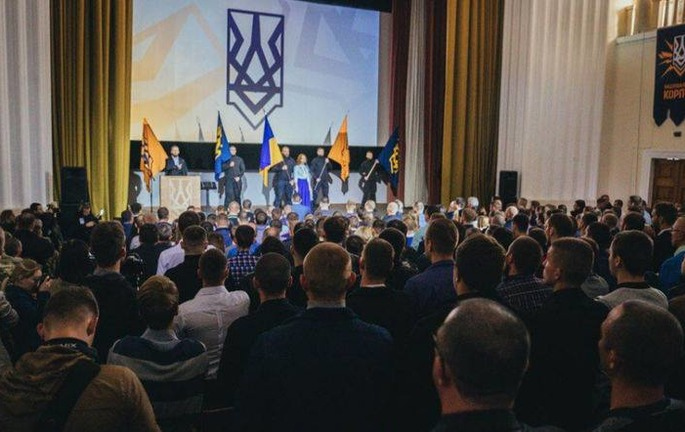 "Klymenko about the congress of ""Azov"": ""bacchanalia of ""gopota"". They will get in the place they came out!"