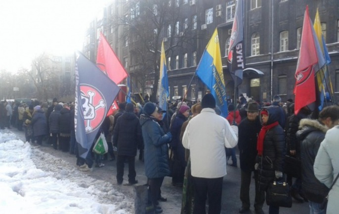 Current government recalls its experience of 2013 during the fight against protests, – Oleksandr Klymenko