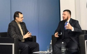 Interview with ex-Minister of revenue and duties Oleksandr Klymenko