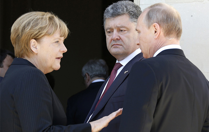 Negotiations between merkel and putin can make 2017 decisive for Donbas, – Klymenko