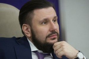 "Klymenko stated that the Poroshenko's government will break its own teeth during the interwiew to the ""Vesti"""