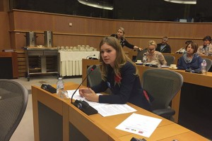 "The ""Uspishna Kraina"" party stated about human rights violations of Ukrainians in the European Parliament"